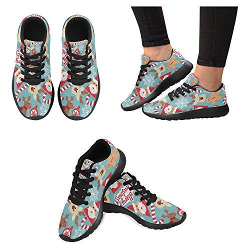 Interessante Donna Da Jogging Corsa Sneaker Leggero Andare Facile A Piedi Casual Sport Scarpe Da Corsa Multi 29