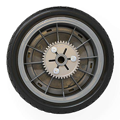Replacement part For Toro Lawn mower # 98-7135 WHEEL TIRE ASM (SP)