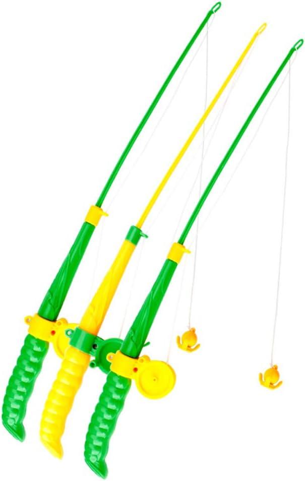 Juguete Playero Educativo Juego de Reflexi/ón Juguete de Playa 26 Piezas Juego de Pesca Magnetico Juguete de La Flotando Pesca Conjunto Para Ni/ños Oulian Juguete de Pesca Piscina para Ni/ño