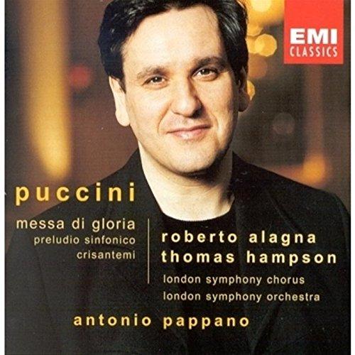Puccini: Messa di Gloria; Preludio Sinfonico; Crisantemi by Alliance