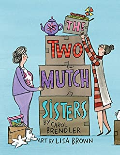 Book Cover: The Two Mutch Sisters