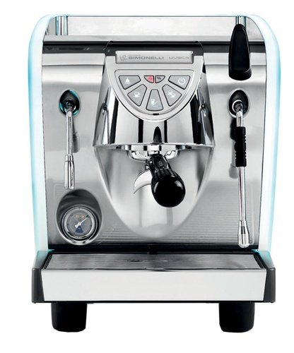 New Nuova Simonelli Musica Espresso Machine – Lux Version w/ LED Lining