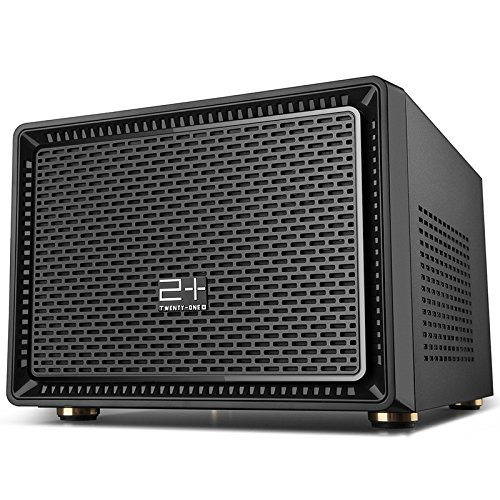 GOLDEN FIELD N-1 Computer Case Gaming PC Case ITX Case Mini Size Desktop Computer Shell Cases for matx