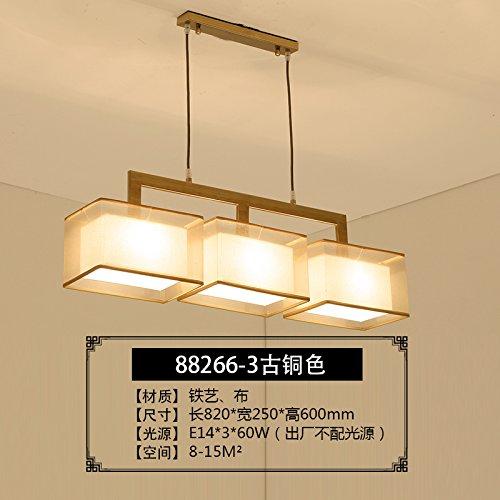 Nuevo restaurante chino de la lámpara, lámparas de moderna ...