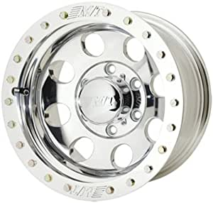 "Mickey Thompson Classic Lock Wheel with Polished Finish (16x8""/8x6.5"")"