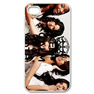 CTSLR Beautiful Fifth Harmony Hard Case Cover Skin For HTC One M9 Case Cover - 1 Pack - Black/White - 4