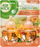 Air Wick Scented Oil Air Freshener, Island Paradise, 2 Refills, 0.67 Ounce