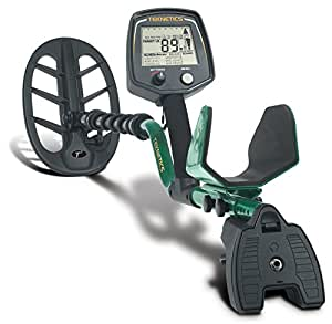 "Teknetics T2 Classic Metal Detector with Waterproof 11"" Coil and 5 Year Warranty"
