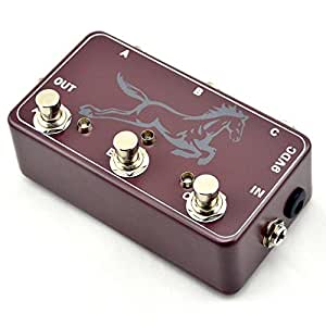 Fx Loop Pedal : hand made triple effects loop pedal 3 looper switcher guitar pedal hr 1 musical ~ Russianpoet.info Haus und Dekorationen