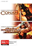 Conan The Barbarian / Conan The Destroyer | NON-USA Format | PAL | Region 4 Import - Australia