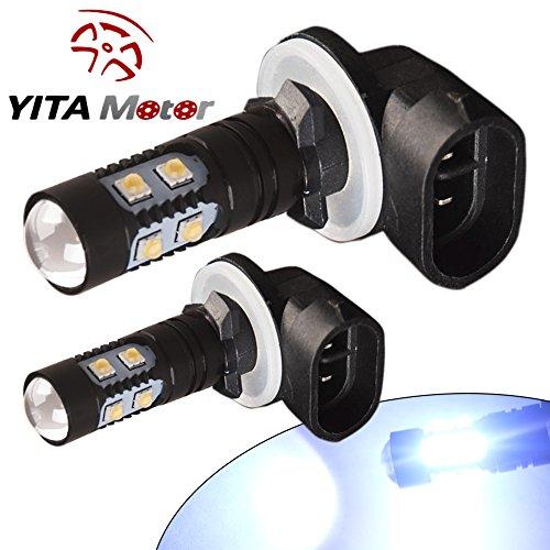 YITAMOTOR Power Driving Lights 12V 24V