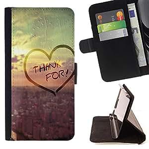 - Thank you/ Personalizada del estilo del dise???¡Ào de la PU Caso de encargo del cuero del tir????n del soporte d - Cao - For Samsung Galaxy Note 3 III