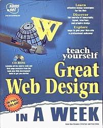Great Web Design (TEACH YOURSELF)