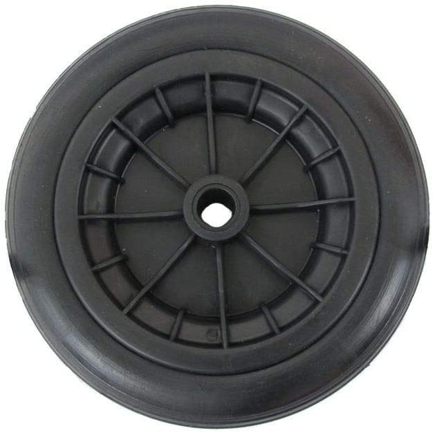 Launching Trolley Wheel SOLID 12 BLACK MADE IN UK LY Tools