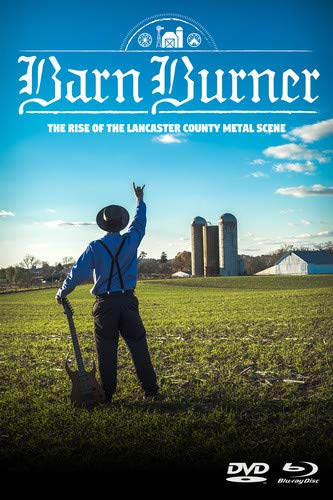 Blu-ray : Barn Burner: Rise Of Lancaster County Metal Scene (Blu-ray)