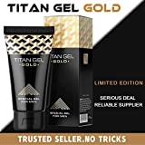 Funty Titan Gel Gold Enhanced Exercise Massage