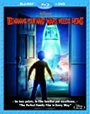 Mars Needs Moms - 2-Disc BD Bilingue Combo Pack (BD+DVD) [Blu-ray] (Version française)