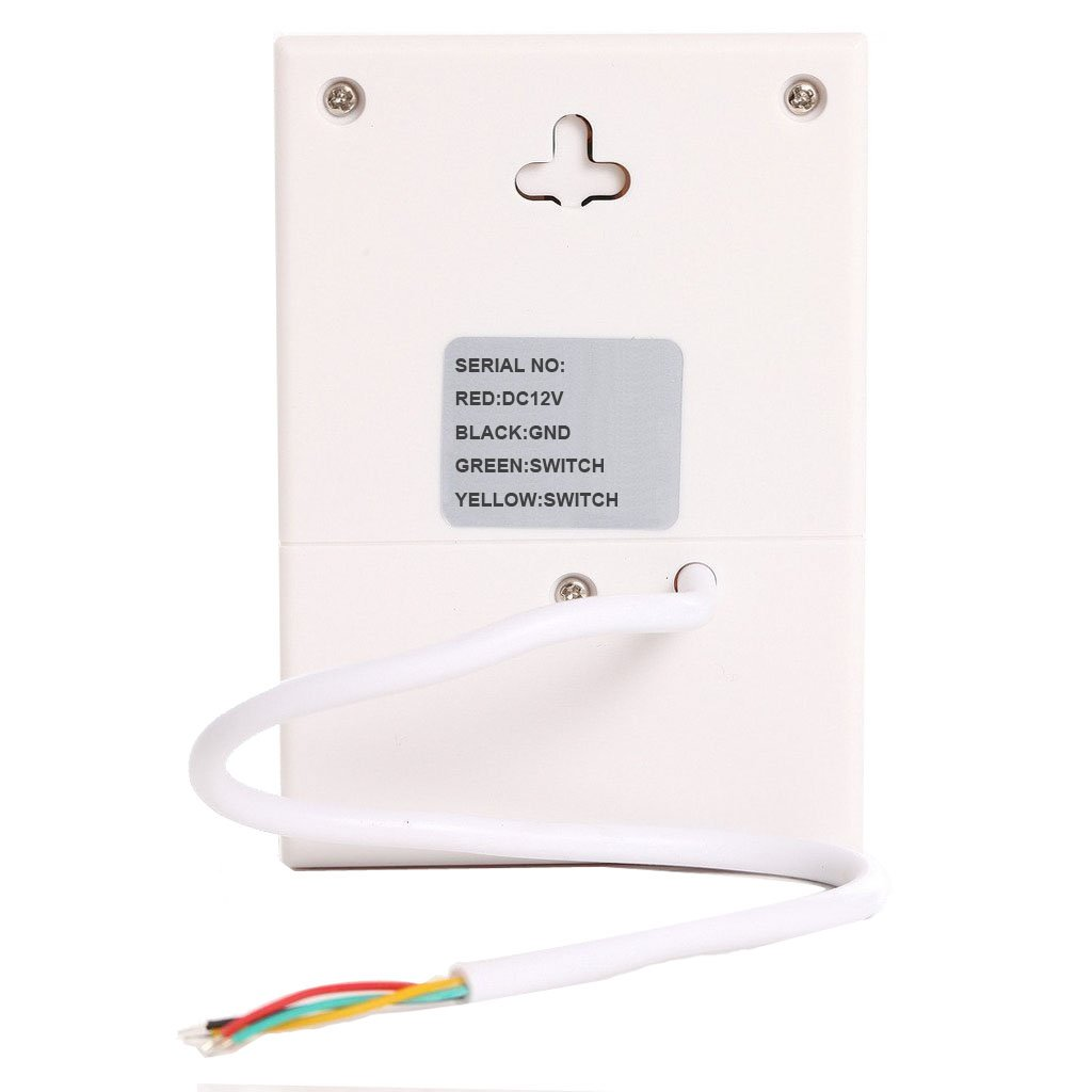 Amazon.com UHPPOTE DC12V Wired Doorbell Door Bell Chime For Home Office Access Control System Home Improvement  sc 1 st  Amazon.com & Amazon.com: UHPPOTE DC12V Wired Doorbell Door Bell Chime For Home ...