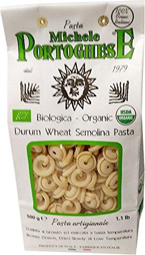 Michele Portoghese Cappelletti Organic Pasta 1.1 Lb