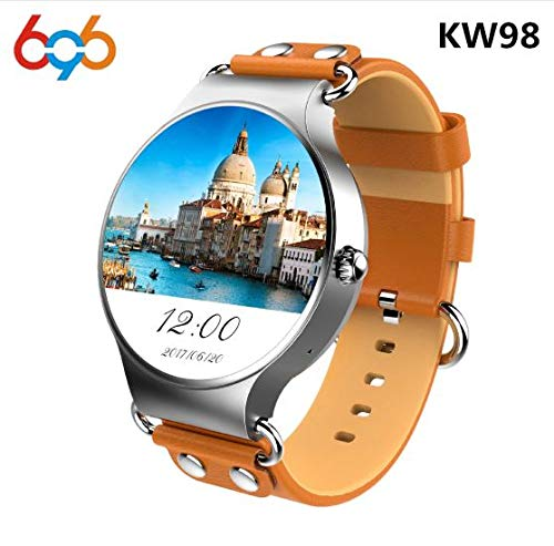 Amazon.com: Smart Watch Android 5.1 8GB/512MB WiFi GPS ...
