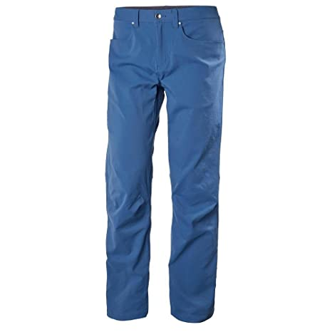 8e8431be41 Helly Hansen Vanir 5 Pocket Pant - Pantaloni, Uomo, Blu, Uomo, Blu ...