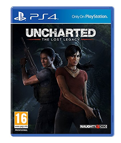 Uncharted  The Lost Legacy  Ps4  Uk Import