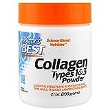 Best Collagen Types    Powders - Doctor's Best, Best Collagen, Types 1 & 3 Review