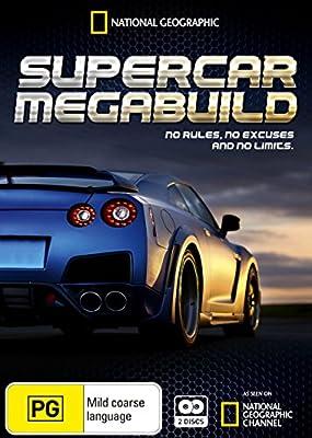 Supercar Megabuild Steve Mcconville Ben Hirsch Kevin Forde Afzal Kahn Amazon Com Au Movies Tv Shows