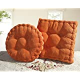PinkyColor Multi-Size Square/Round Stuffed Chair Cushion Thicken LivebyCare Filled Seat Back Cushions Square PP Cotton Insert Filling Pad for Bedroom Sofa Couch