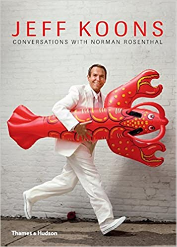 jeff koons conversations with norman rosenthal