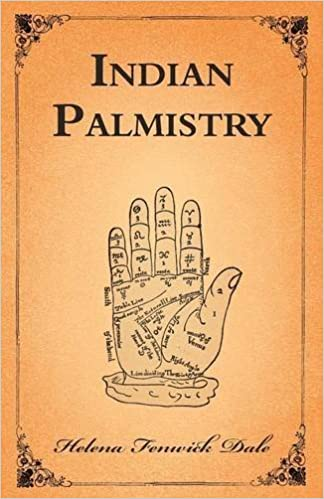 Indian Palmistry Book