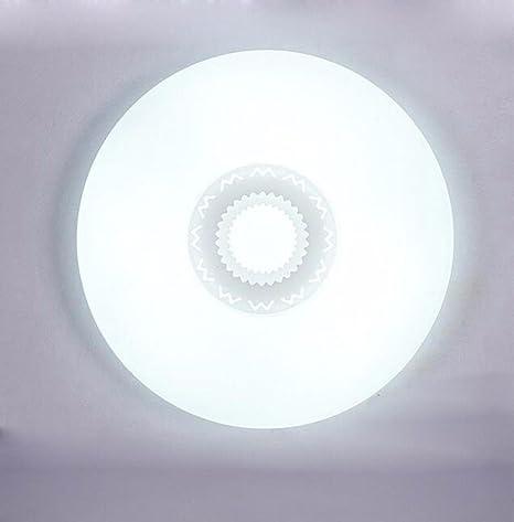 Sursy Iluminación de techo Moderno, minimalista, circular ...