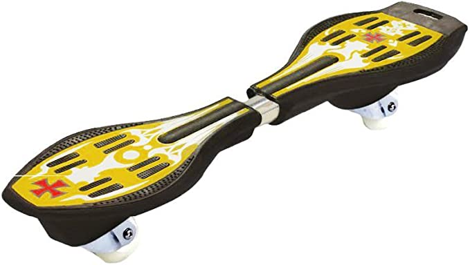 22 ZCR Surfing Caster Torsion Skateboard for Wave Surf Waveboard Ripstick Castor Board 2 Wheel Youth Beginners Vitality Board 86 9cm
