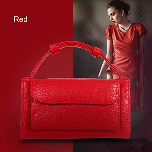 Fashion Womens Size sac Mini Yoome Leather TI6qwwF