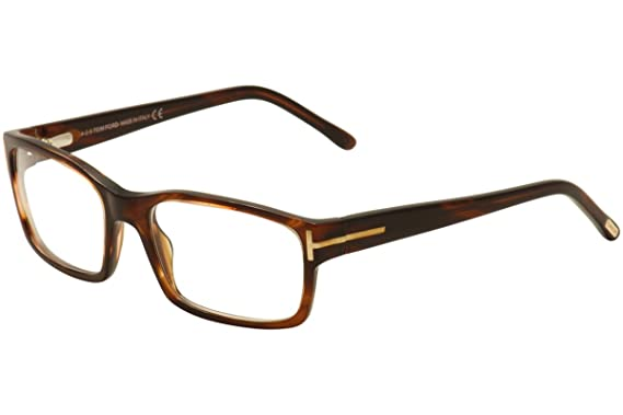 5ec51fc177 Amazon.com  Tom Ford Eyeglasses TF 5013 HAVANA 052 TF5013  Tom Ford ...