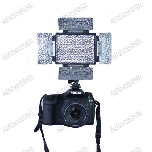 LED連続ライトLiteデジタルSLRカメラ、アウトドア、縦とウェディング照明   B003H8HUQO
