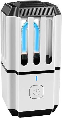 SODIAL Esterilizador de luz UV, lámpara desinfectante ...