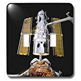3dRose lsp_76856_2 Solar System Hubble Redeployment Double Toggle Switch