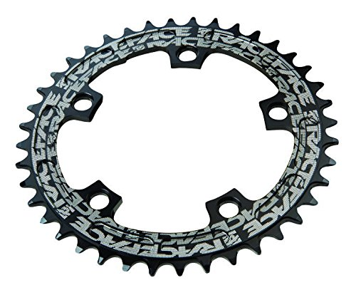 RaceFace 9/10/11-Speed Single Ring, Black, 130mm x 44T ()