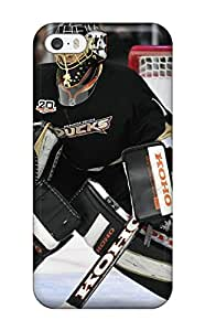 AhApfaD4717GfKXo DanRobertse Awesome Case Cover Compatible With For iphone 5c - Anaheim Ducks (19)