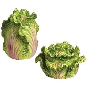 Cabbage Salt & Pepper