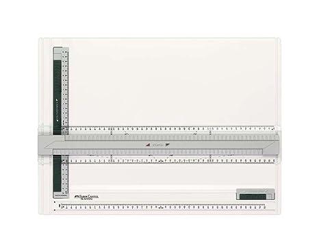 Tavolo Da Disegno Portatile : Faber castell 171273 tavola da disegno a3 tk system: amazon.it