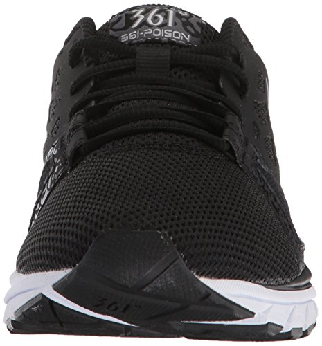 361 0900 Black Shoe White Running Poision Men 361 ZgBHwqZr