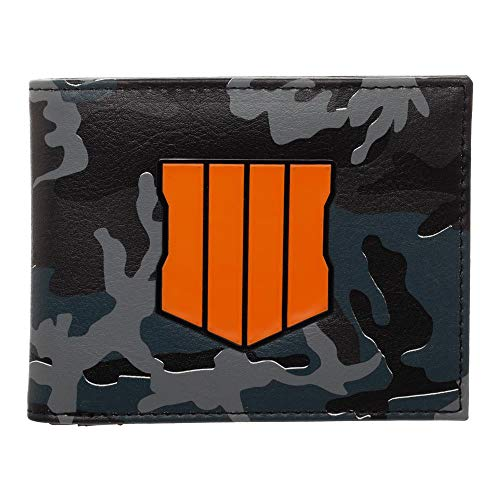 Call of Duty Black Ops Wallet Call of Duty Gift COD Wallet - Call of Duty Wallet Call of Duty Black Ops 4 Accessories