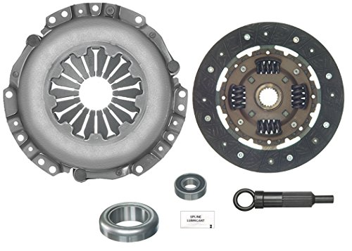 UPC 707773370919, ACDelco 381689 Clutch Pressure and Driven Plate Kit With Cover