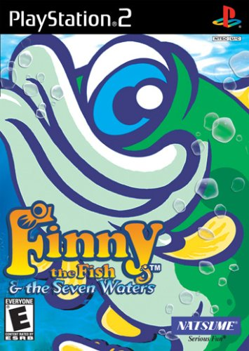 Finny the Fish & the Seven Waters B0007M222K