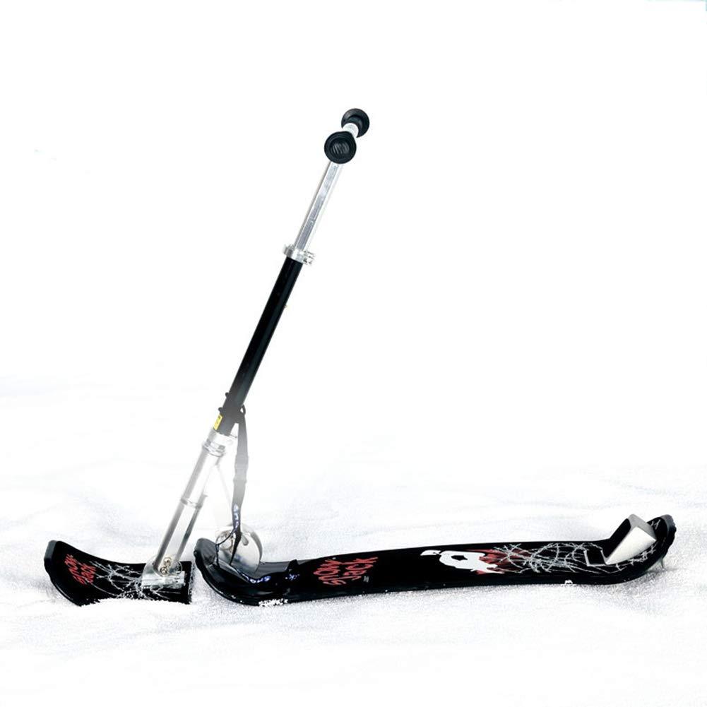 Trineo Adulto del esquí del Invierno, Vespa Adulta de los niños, Equipo al Aire Libre del esquí del esquí de Aluminio Grueso