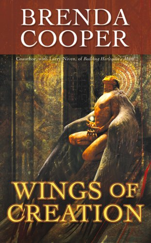book cover of Wings of Creation