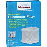 Walgreens Cool Moisture Humidifier Filter W889-WGN 1.0ea.(pack of 1)