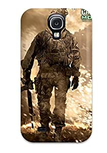New Style Snap-on Case Designed For Galaxy S4- Call Of Duty Modern Warfare 2